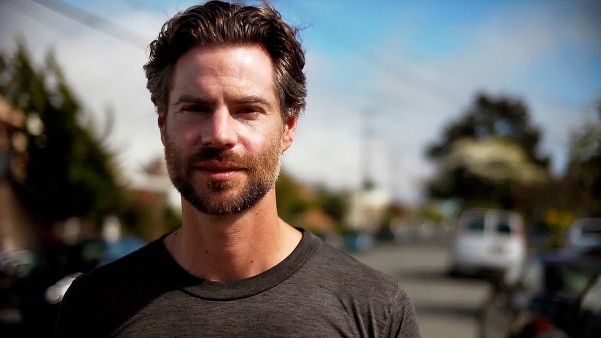 Michael Shellenberger in a scene from PANDORA'S PROMISE. Photo credit: Robert Stone